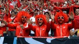 Albania - Switzerland Euro 2016