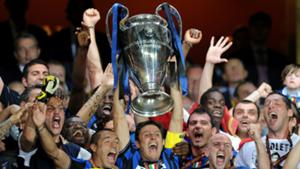 Inter 2010 Champions League winners