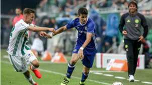 mario pavelic Oscar Rapid Chelsea 2016
