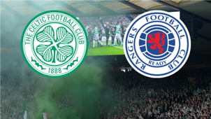 Celtic FC Rangers Scotland GFX