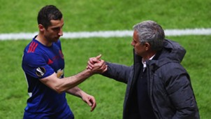 Mkhitaryan, Mourinho, Man Utd