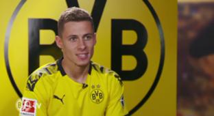 Thorgan Hazard Borussia Dortmund