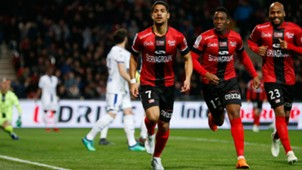 Ludovic Blas Guingamp Troyes Ligue 1 07042018