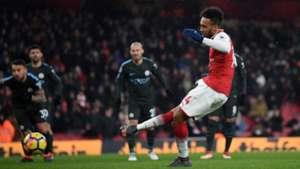 Pierre-Emerick Aubameyang FC Arsenal Premier League City 0318