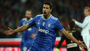 Sami Khedira, Juventus, Serie A, 04/02/2017