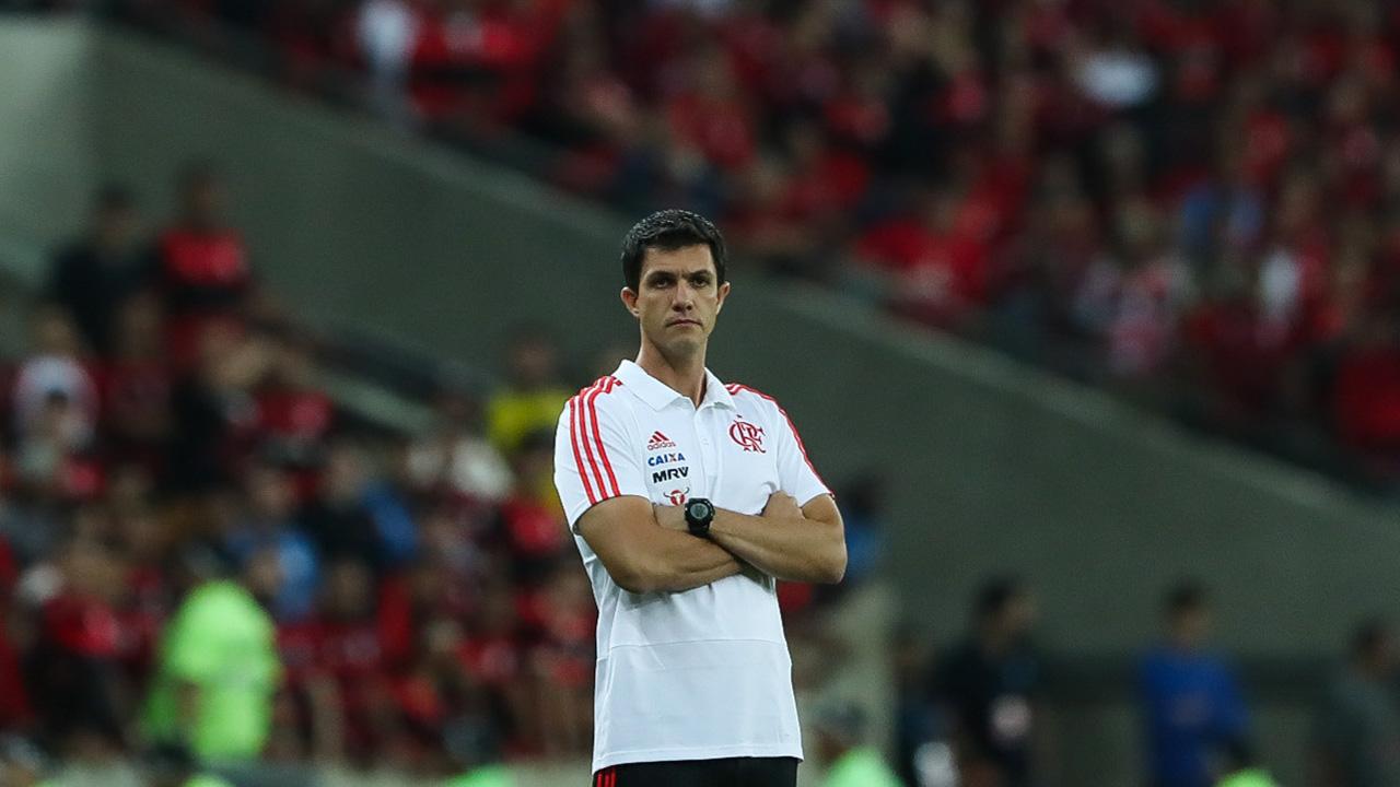 Mauricio Barbieri Flamengo Cruzeiro Libertadores 08082018