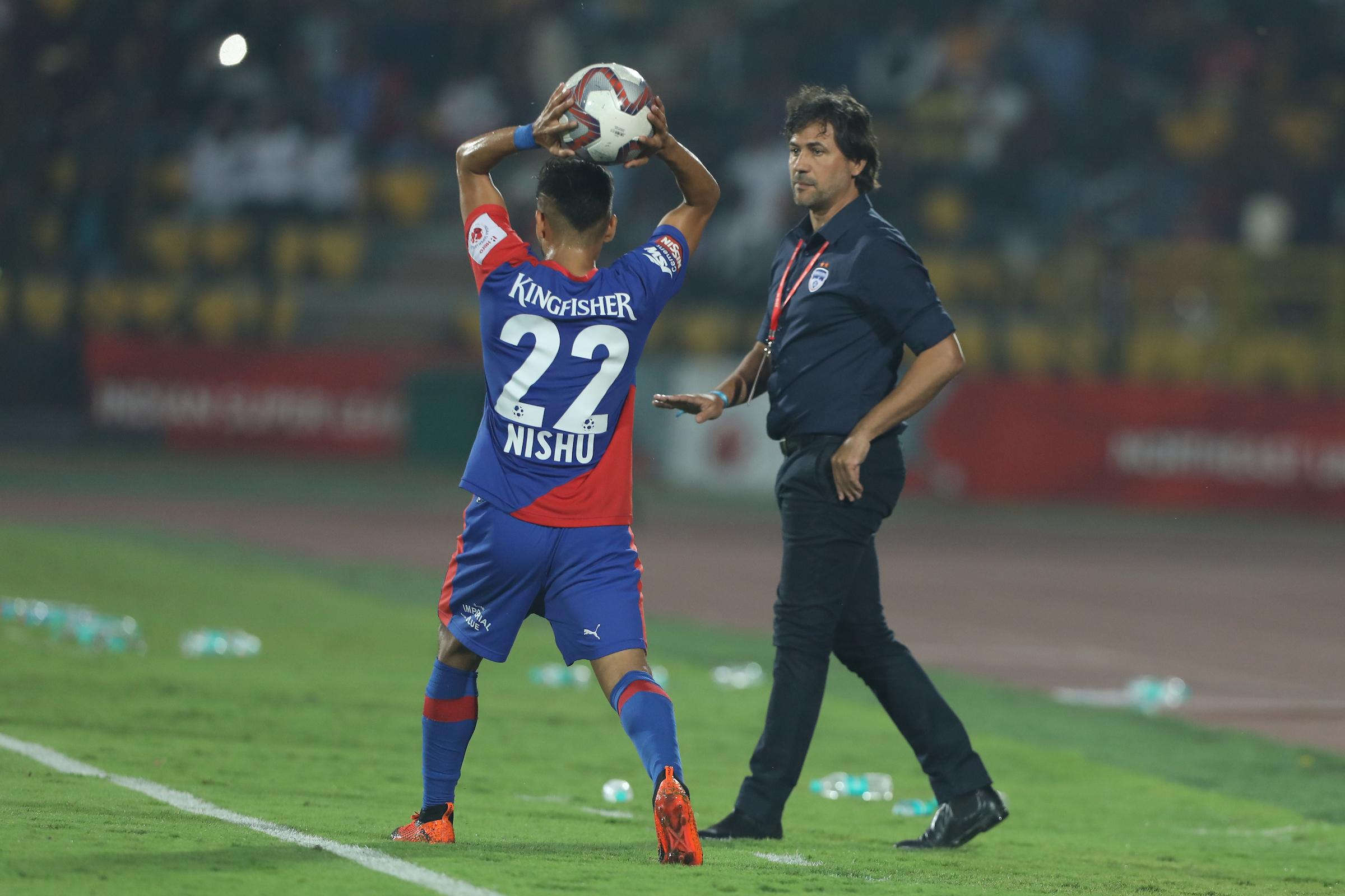 Carles Cuadrat NorthEast United Bengaluru