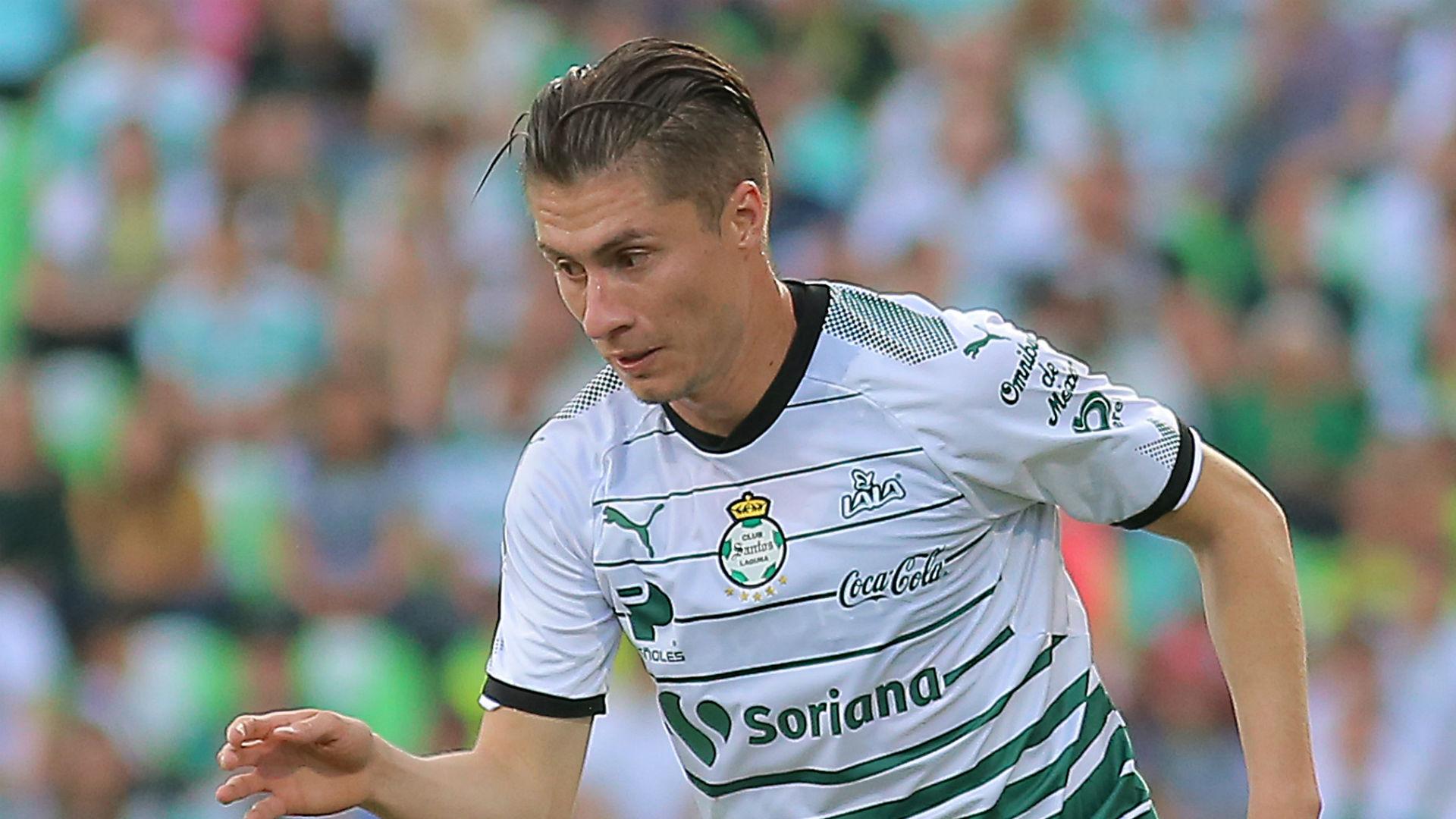Jorge Villafana Santos Laguna Liga MX
