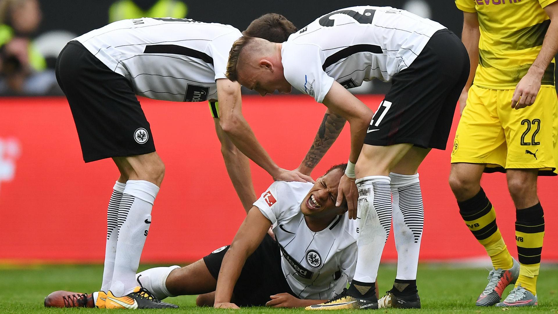 Timmy Chandler Eintract Frankfurt Borussia Dortmund