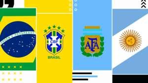 Brasile-Argentina tv streaming