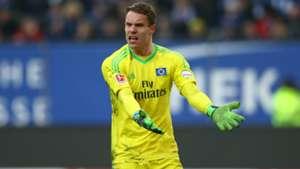 Christian Mathenia Hamburger SV Bayer Leverkusen Bundesliga 17022018