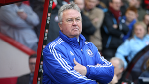 Guus Hiddink Chelsea