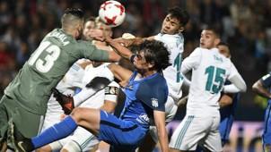 Fuenlabrada Real Madrid Copa del Rey 26102017