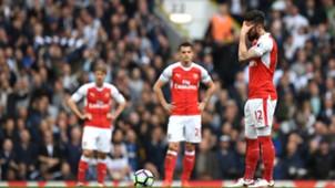 Olivier Giroud Tottenham Arsenal