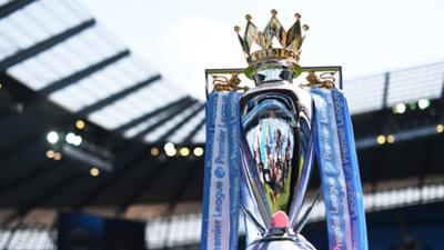 Premier League trophy 2017-18