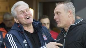 Jupp Heynckes Christian Streich FC Bayern SC Freiburg 04032018