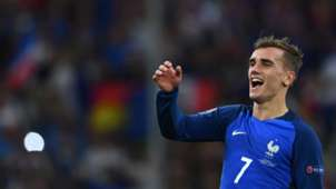 Antoine Griezmann Euro 2016 team of the tournament