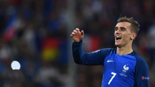 Antoine Griezmann Euro 2016 team of the tournament