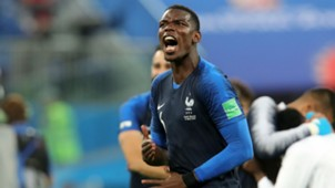 Paul Pogba France World Cup 2018
