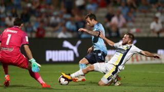 Sydney FC penalty