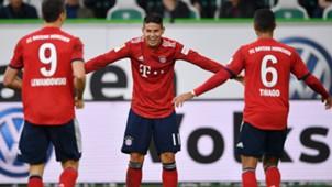 James Rodriguez FC Bayern