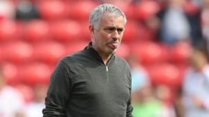ose Mourinho Manchester United 09042017