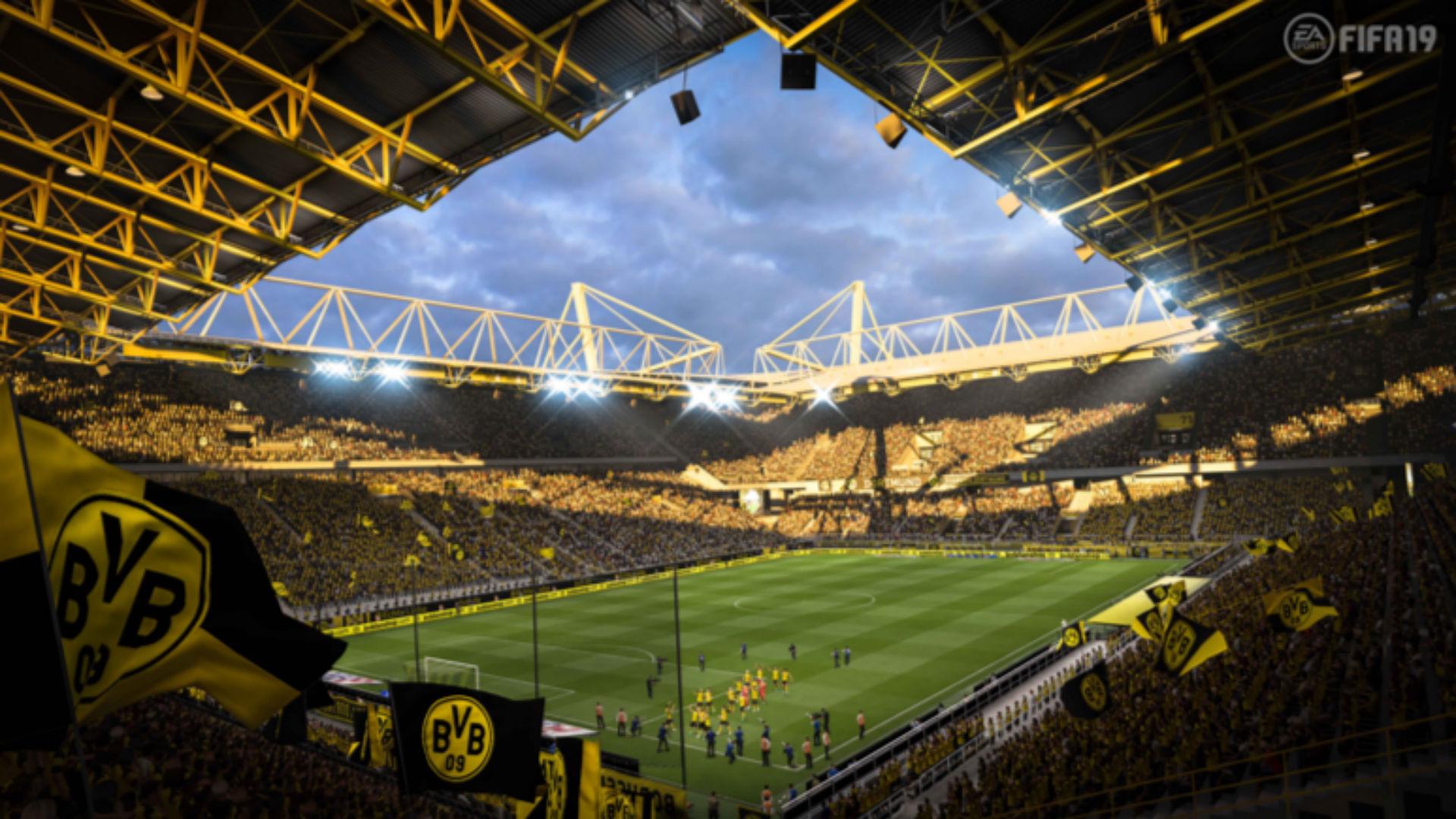 Signal Iduna Park FIFA 19