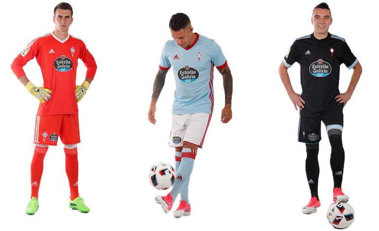 Kit Celta de Vigo 2017-18