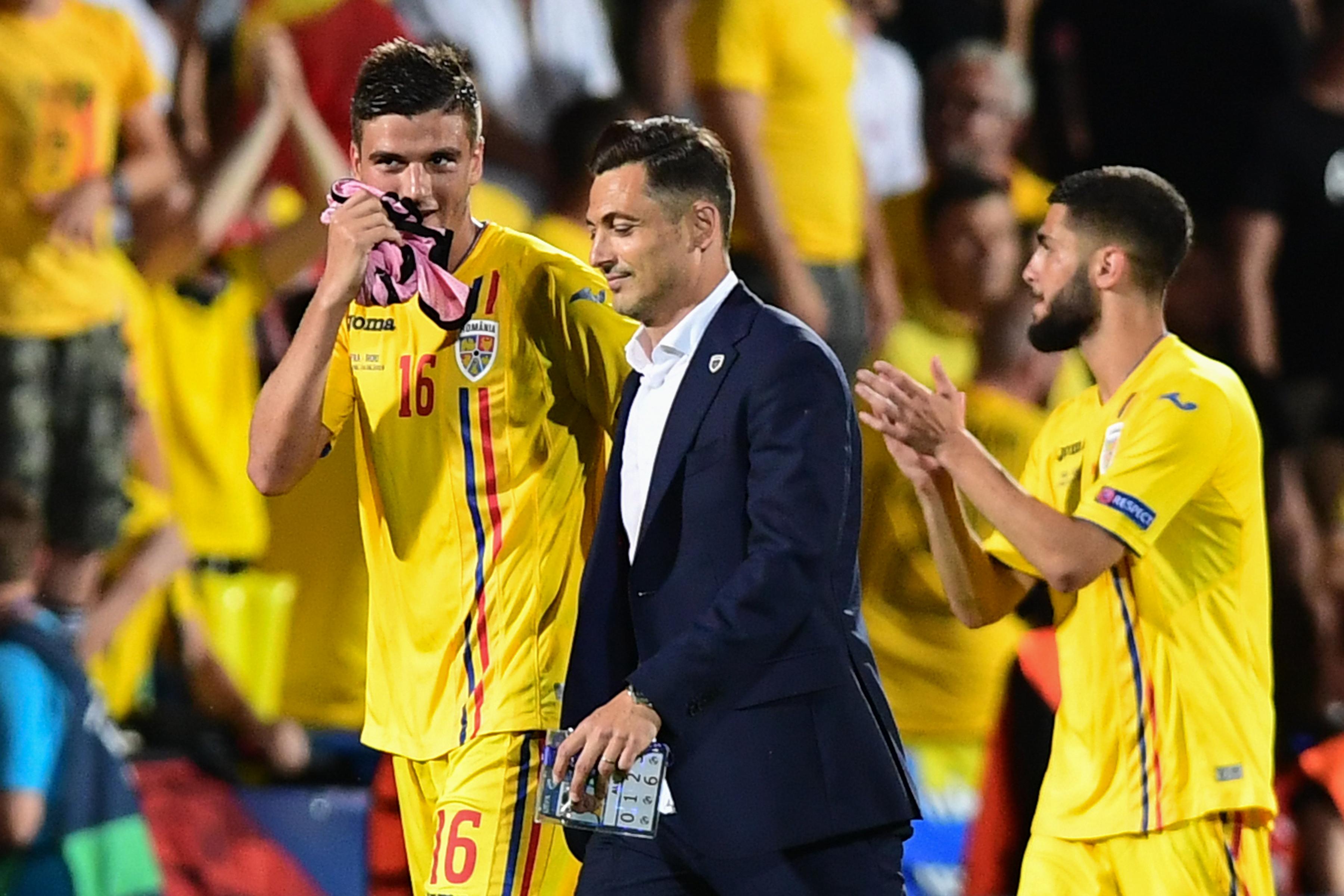 Romania U21 France