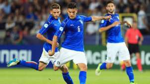 Lorenzo Pellegrini Italy Germany U21 European