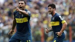 Gol Wanchope Abila Boca River Final Copa Libertadores 11112018