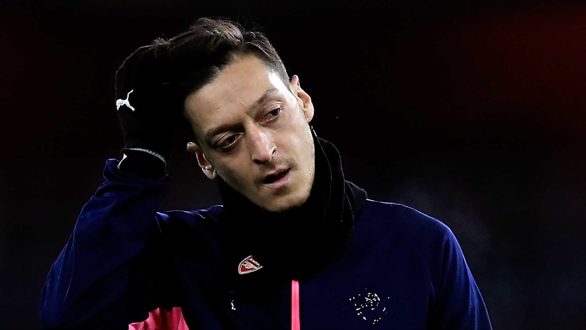2019-01-12 Mesut Ozil