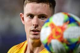 Dean Henderson England Under-21 Sheffield United
