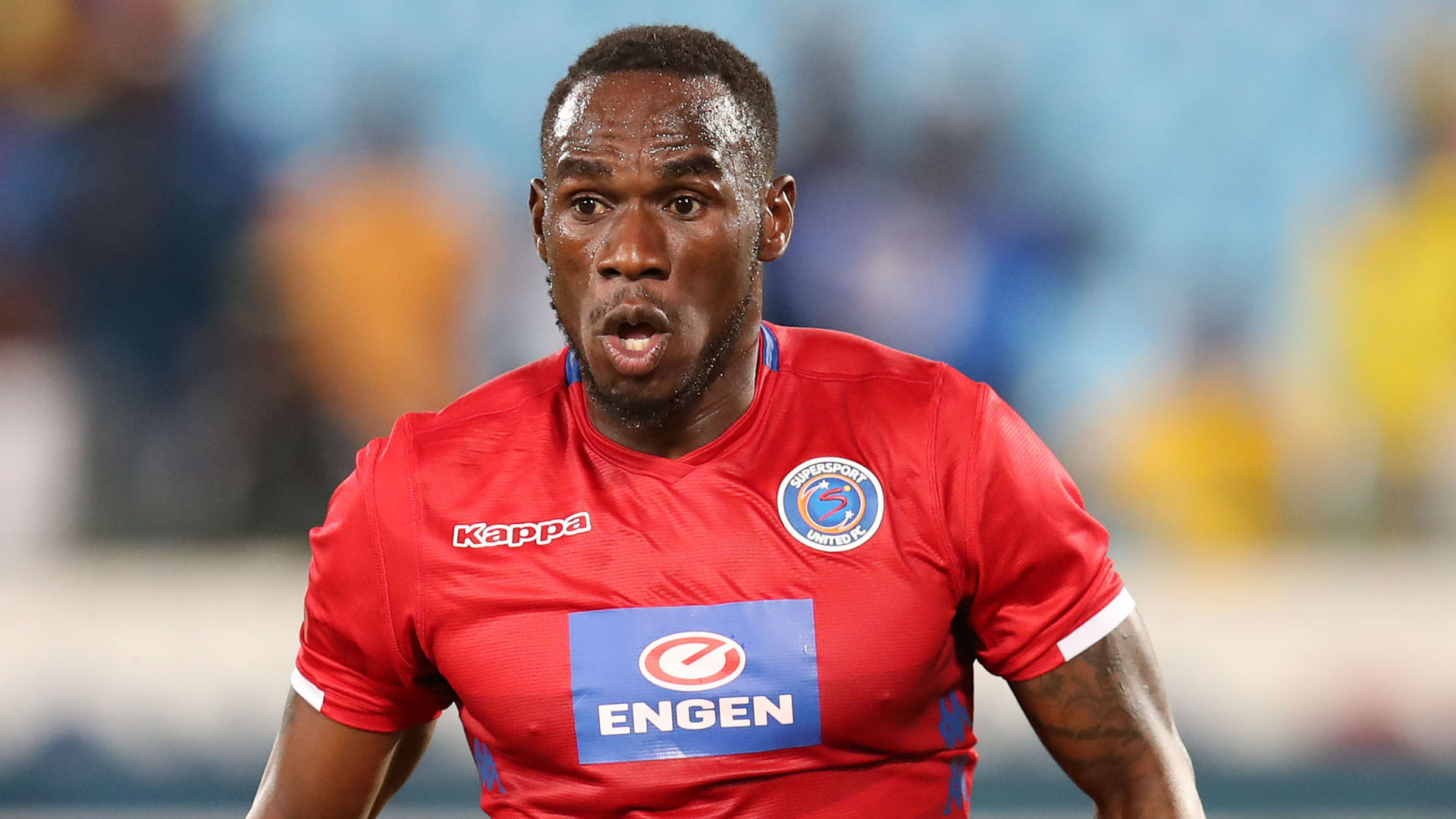Onismor Bhasera SuperSport United April 2019