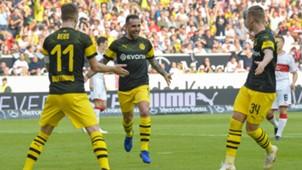 Paco Alcacer Borussia Dortmund BVB 20102018
