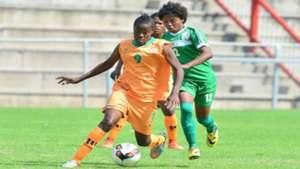 Zambia women team