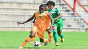Zambia women team