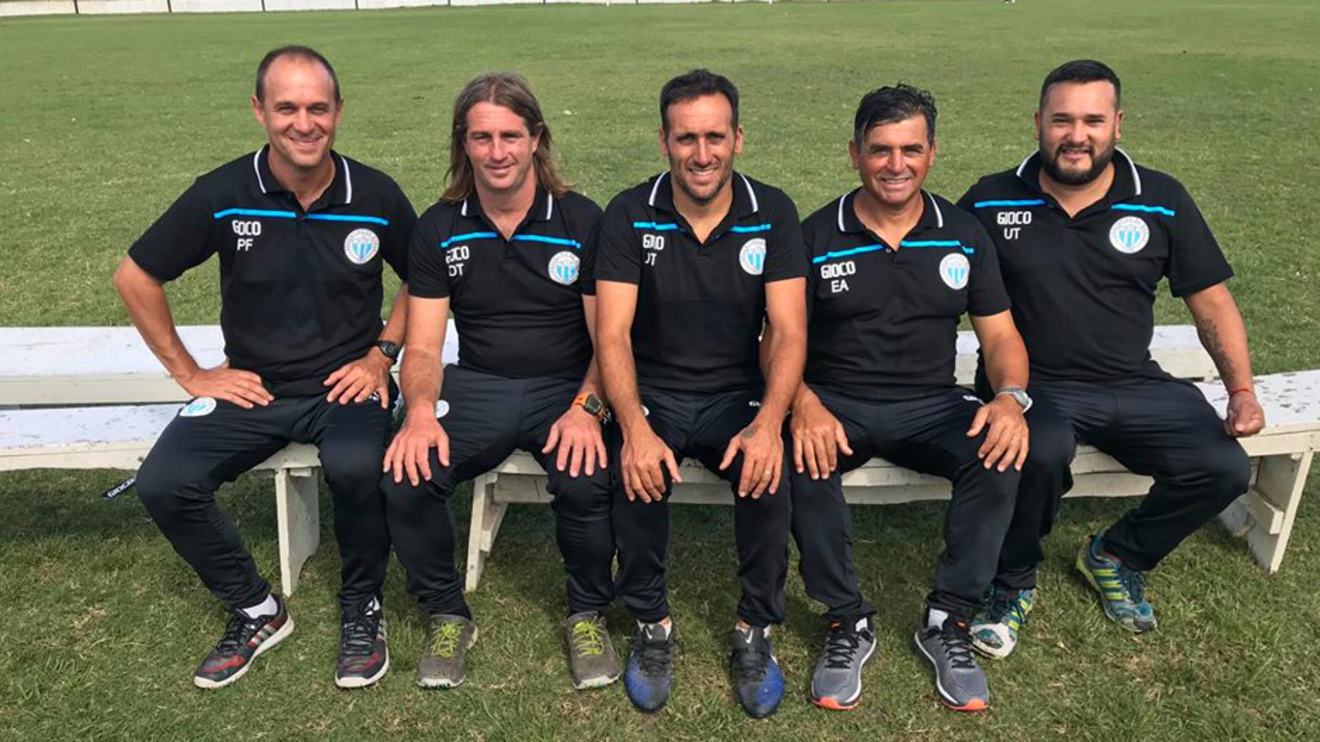 cuerpo técnico Argentino de Merlo 2019
