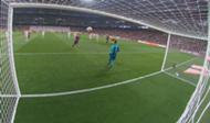 Penalti a lo panenka de Luis Suarez