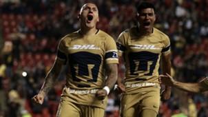Nico Castillo Pumas Liga MX