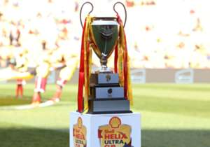The inaugural Shell Helix Ultra Cup took place at the iconic FNB Stadium in Johannesburg on Saturday afternoon.