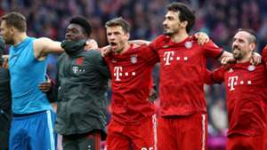 FC Bayern Wolfsburg 2019