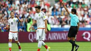 Andrés Guardado México - Rusia