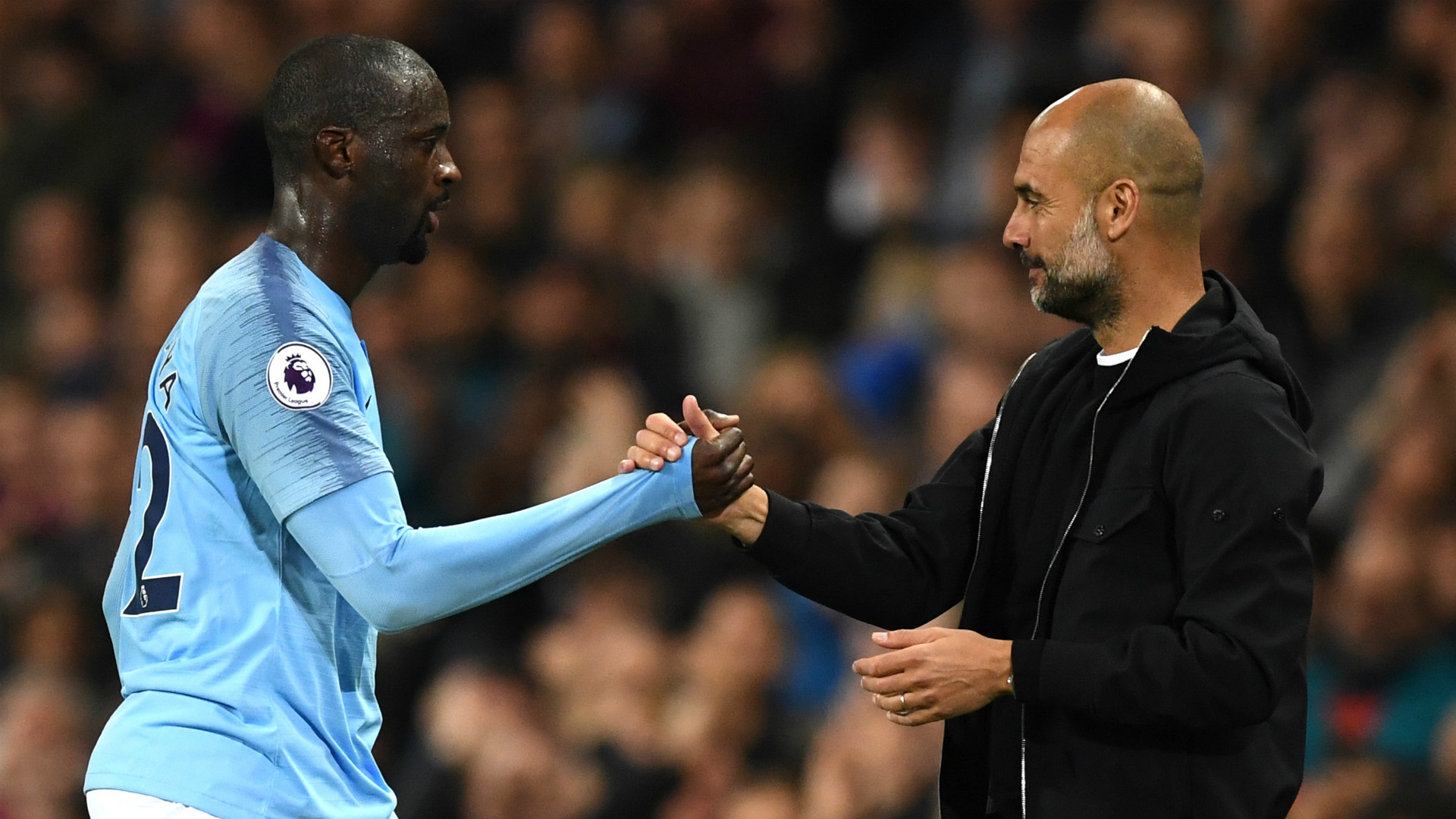Guardiola does not like African players - Yaya Toure