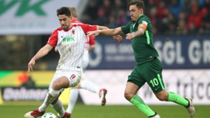 Augsburg Werder Bremen 17032018