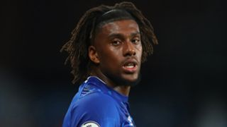 Alex Iwobi Everton 2019