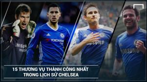 Top 15 best transfers of Chelsea