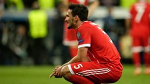 Mats Hummels Real Madrid FC Bayern 01052018