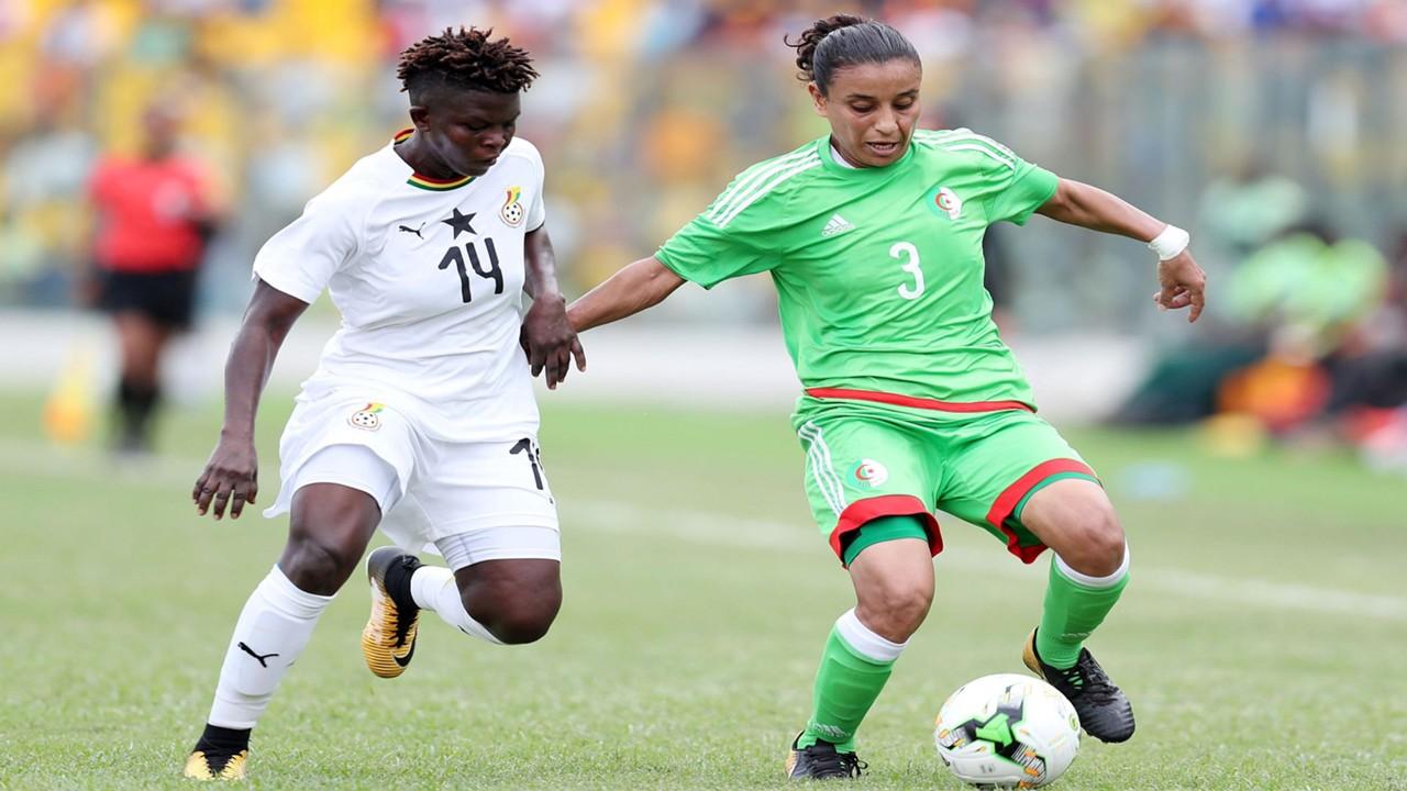 Awcon: Ghana women 1-0 Algeria women