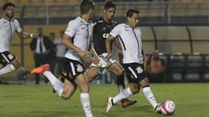 Jadson - Corinthians x Ponte Preta - 17/01/2018